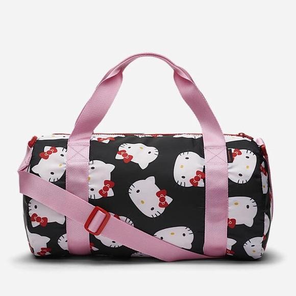 ffdf25bcc Hello Kitty Bags | Just In X Converse Duffel Bag | Poshmark